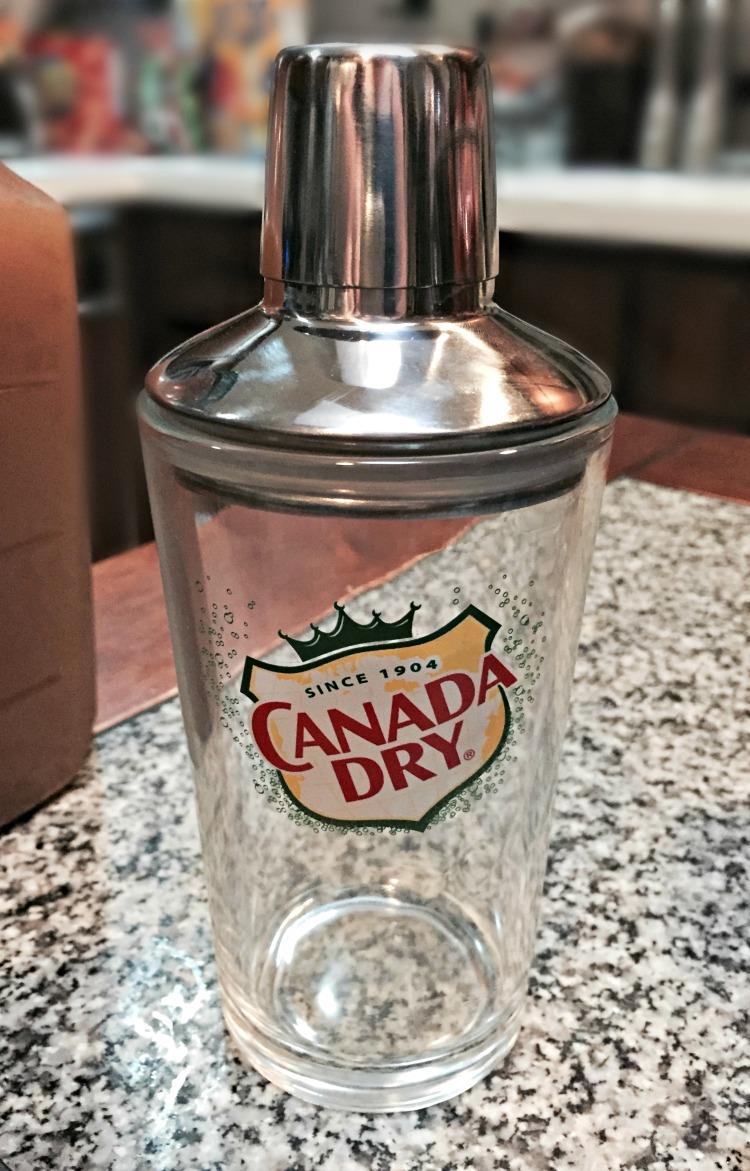 Canada Dry Shaker