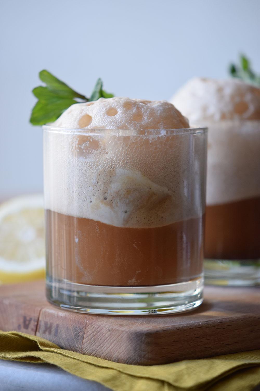 Root Beer Float Recipe