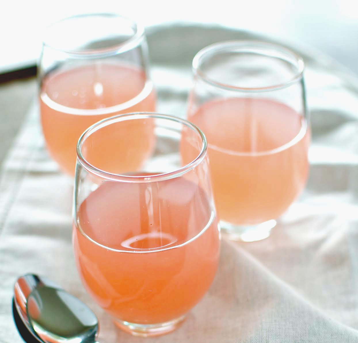 Grapefruit Agua Fresca Drink Recipe FoodieFather.net