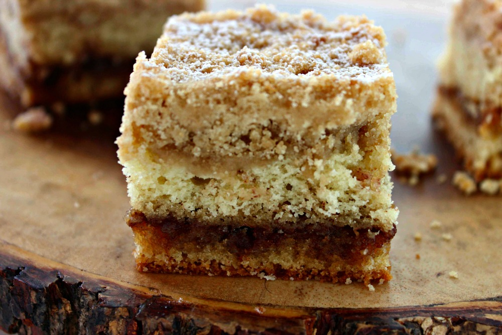Cinnamon Crumb Crust Coffee Cake Recipe