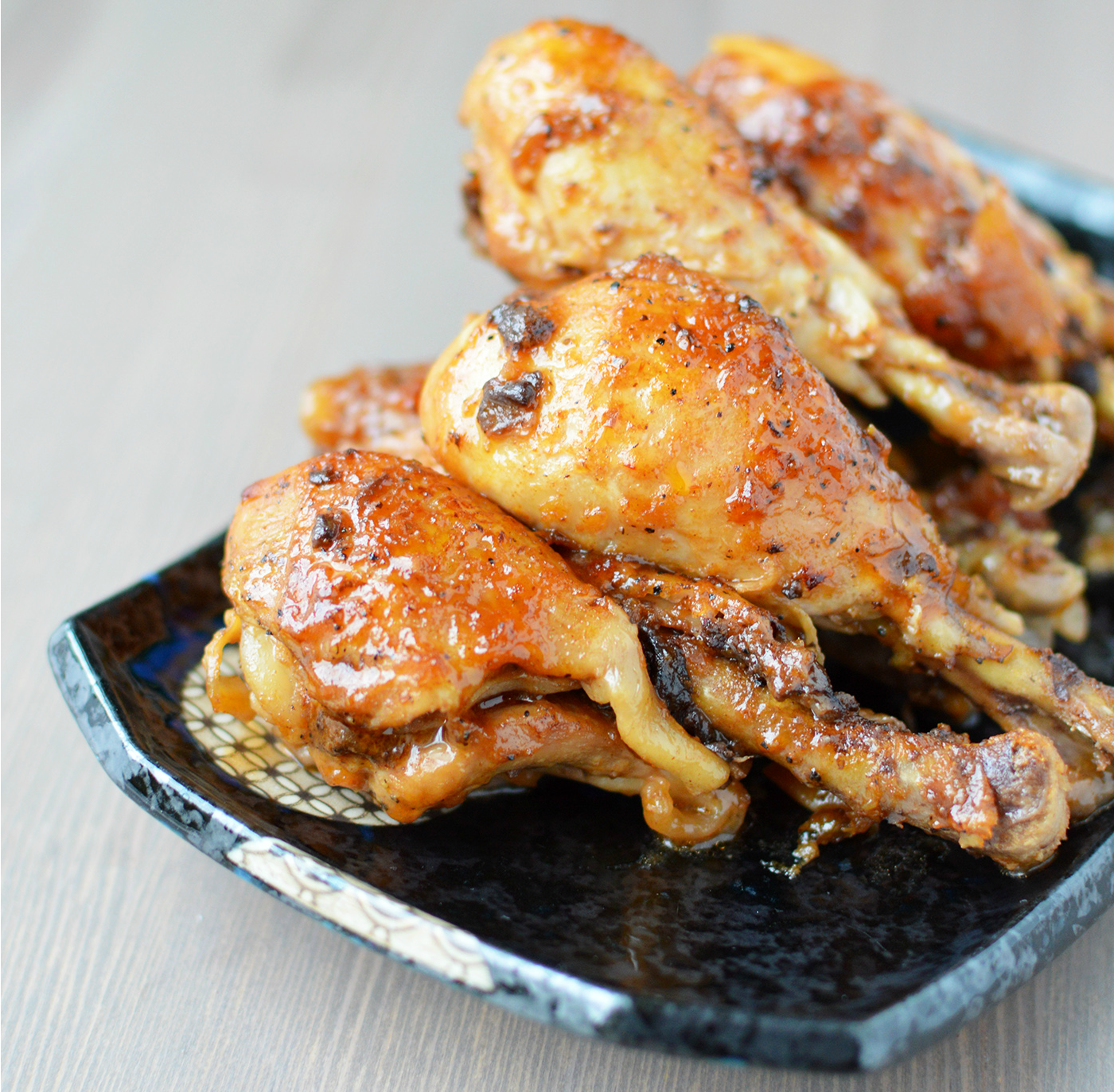 Braised Chicken Drumsticks Recipe