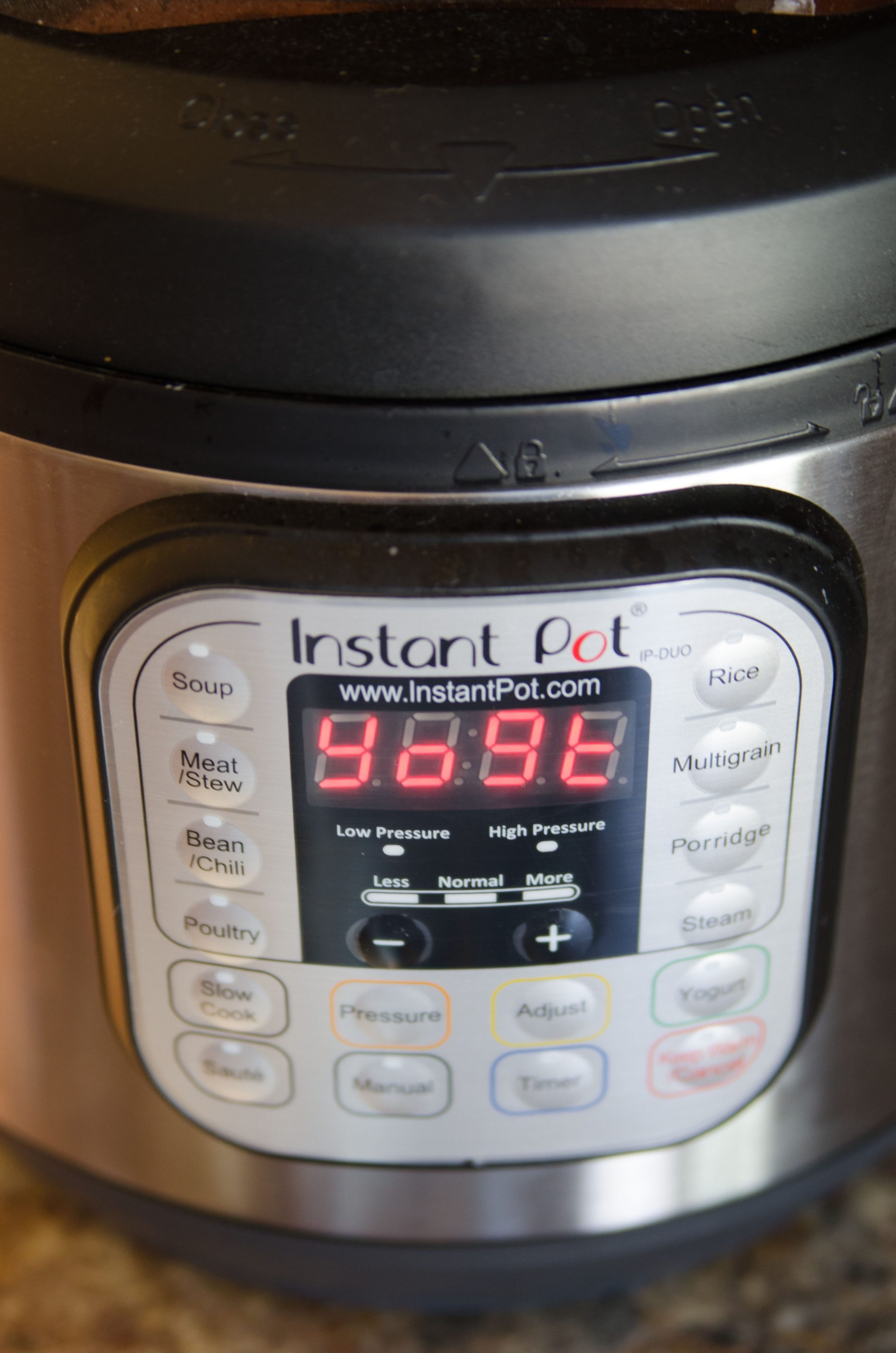 Instant Pot yogurt recipe