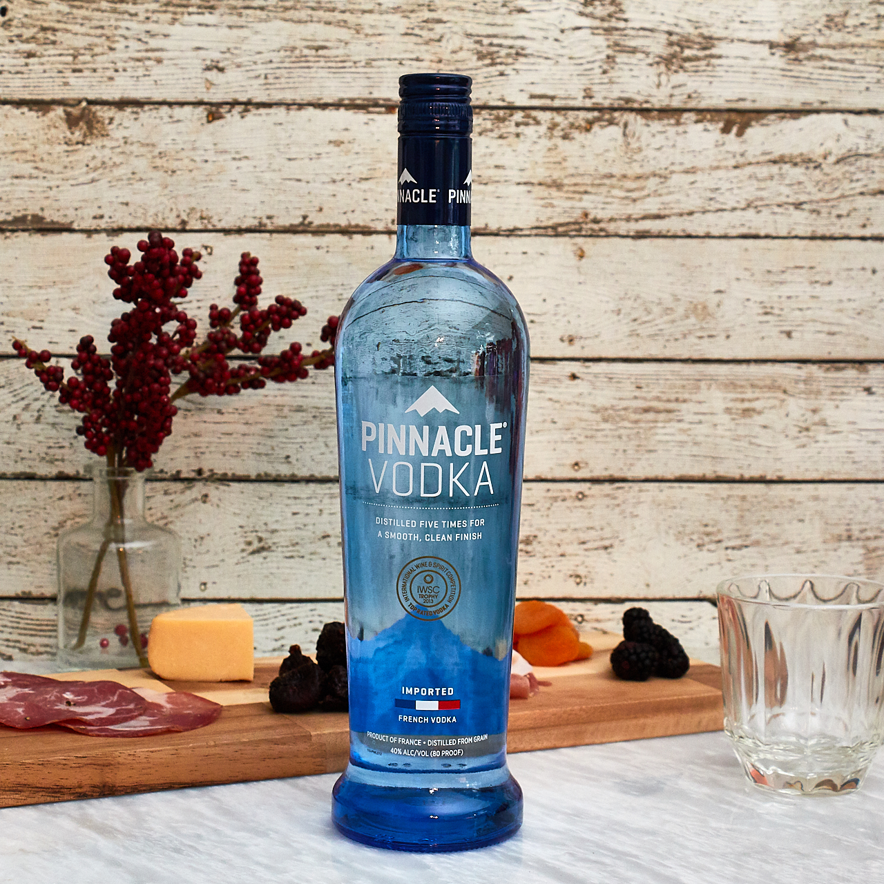 French Inspired: Appetizers and Cocktails featuring Pinnacle Vodka