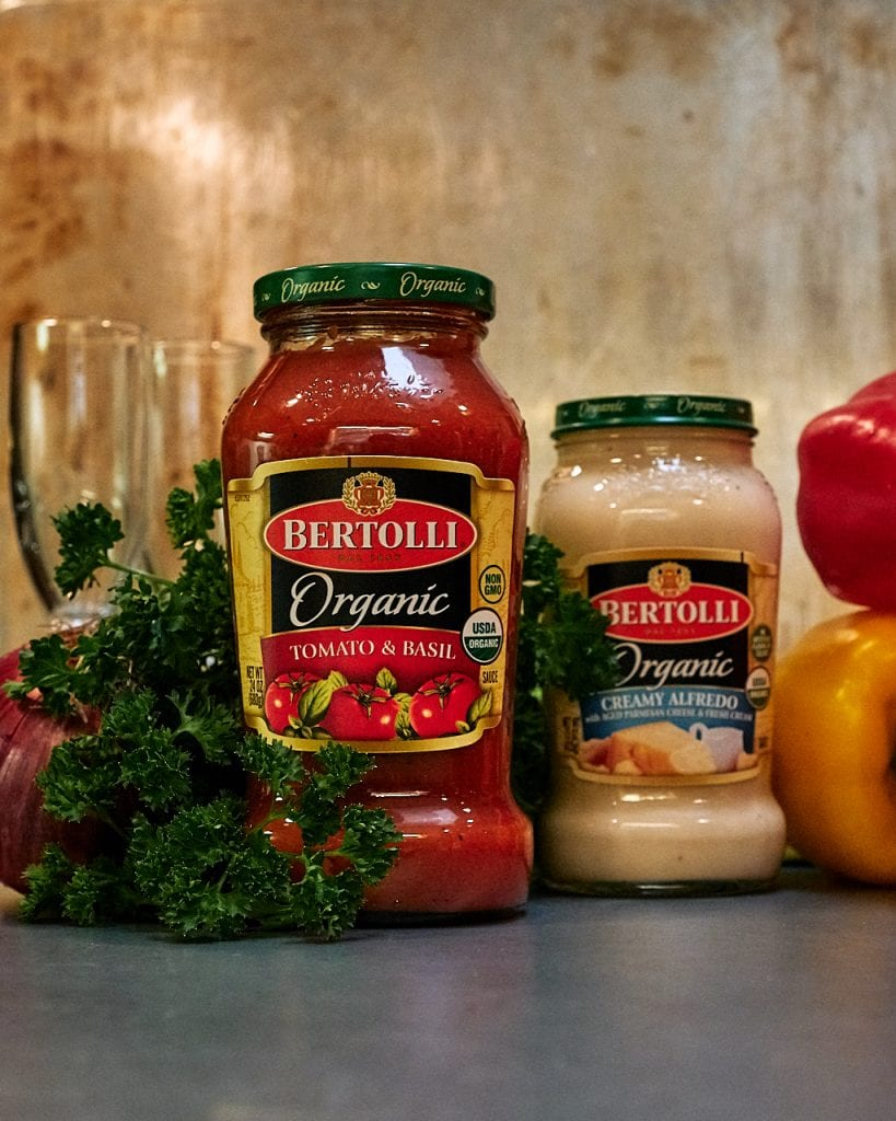 Valentine's Night In with Bertolli