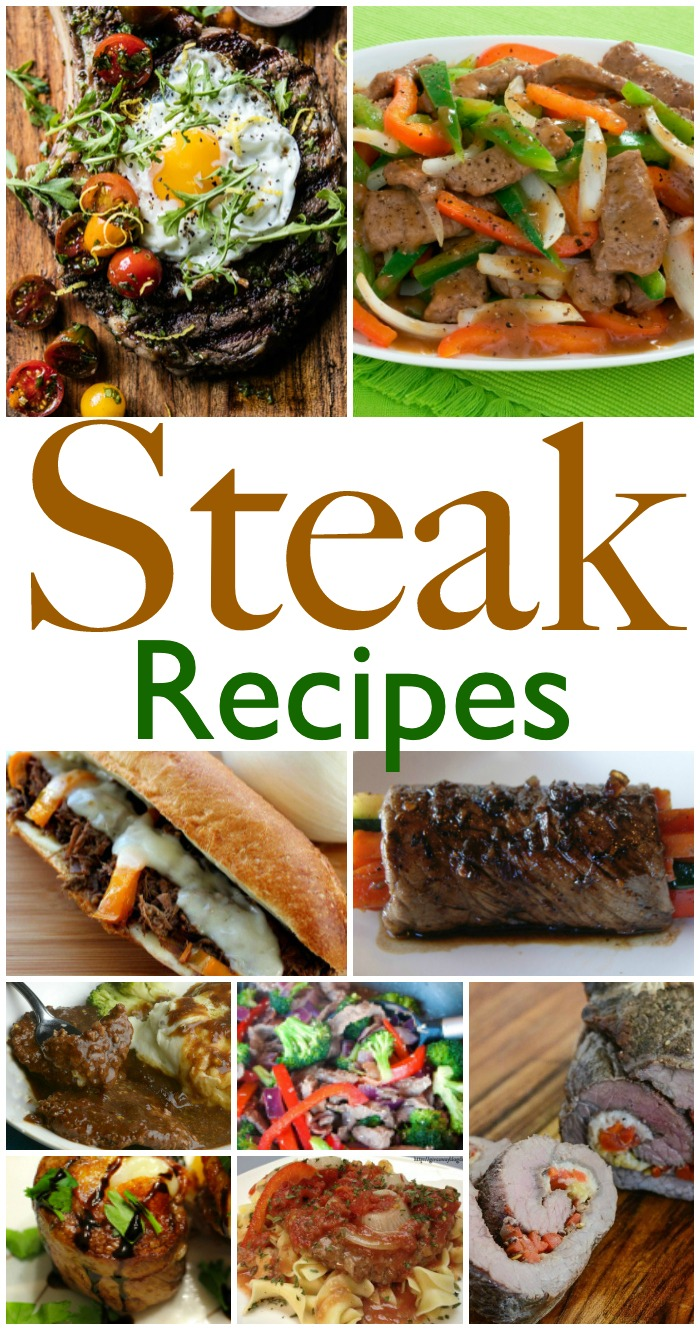 13 Steak Recipes
