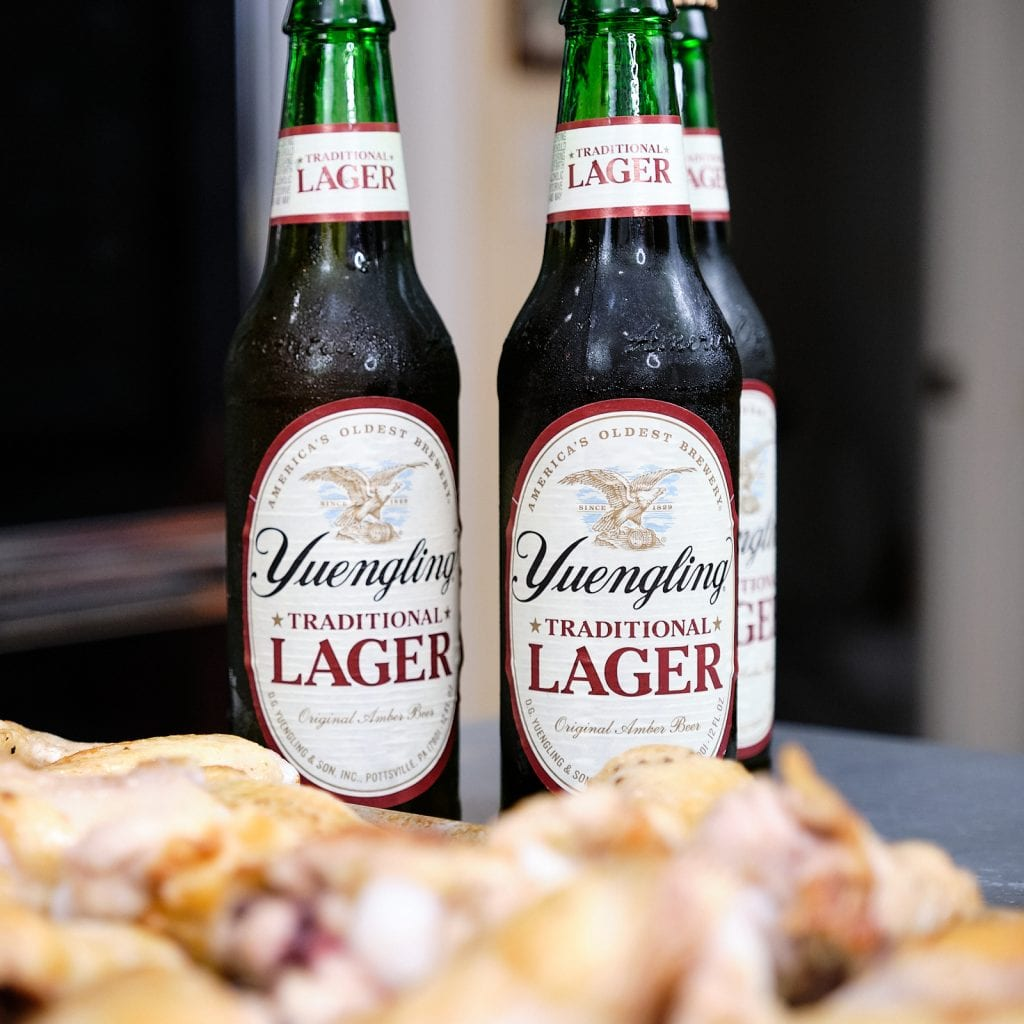 Yuengling Braised Chicken Wings 2